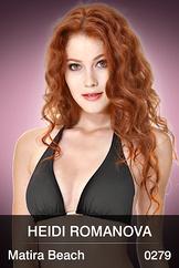 VirtuaGirl HD - Heidi Romanova - Matira Beach