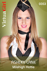 VirtuaGirl HD - Ashley Lane - Milehigh Hottie