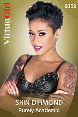 VirtuaGirl HD - Skin Diamond - Purely Academic