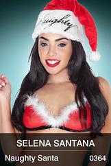 VirtuaGirl HD - Selena Santana - Naughty Santa