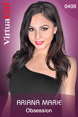 VirtuaGirl HD - Ariana Marie - Obsession