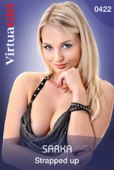 VirtuaGirl HD - Sarka - Strapped up