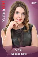 VirtuaGirl HD - Sybil - Second Date