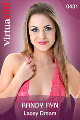 VirtuaGirl HD - Randy Ayn - Lacey Dream