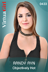 VirtuaGirl HD - Randy Ayn - Objectively Hot