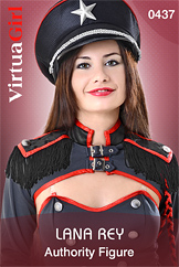 VirtuaGirl HD - Lana Rey - Authority Figure