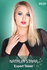 VirtuaGirl HD - Natalia Starr - Expert Tease