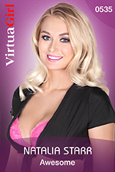 VirtuaGirl HD - Natalia Starr - Awesome