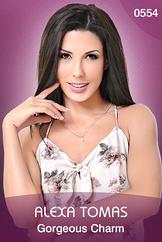 VirtuaGirl HD - Alexa Tomas - Gorgeous Charm