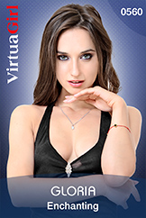 VirtuaGirl HD - Gloria - Enchanting