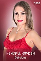 VirtuaGirl HD - Kendall Kayden - Delicious