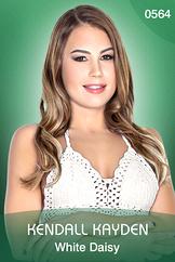 VirtuaGirl HD - Kendall Kayden - White Daisy