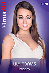 VirtuaGirl HD - Lily Adams - Peachy