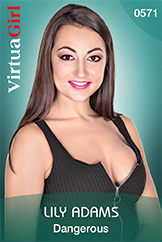 VirtuaGirl HD - Lily Adams - Dangerous