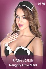 VirtuaGirl HD - Uma Jolie - Naughty Little Maid