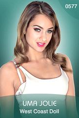VirtuaGirl HD - Uma Jolie - West Coast Doll