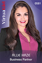VirtuaGirl HD - Allie Haze - Business Partner
