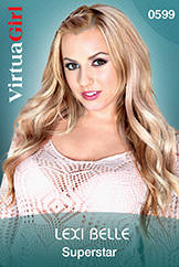 VirtuaGirl HD - Lexi Belle - Superstar