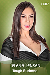 VirtuaGirl HD - Jelena Jensen - Tough Business