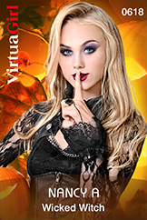 VirtuaGirl HD - Nancy A - Wicked Witch