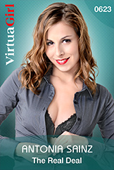 VirtuaGirl HD - Antonia Sainz - The Real Deal
