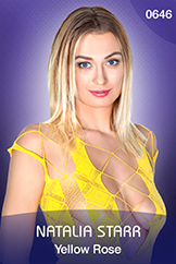 VirtuaGirl HD - Natalia Starr - Yellow Rose