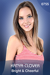 VirtuaGirl HD - Katya Clover - Bright and Cheerful