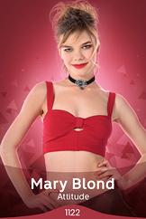 Mary Blond/Attitude