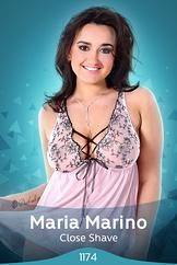 Maria Marino/Close Shave