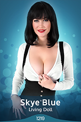 Skye Blue/Living Doll