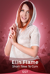 Elin Flame/Short Time To Cum