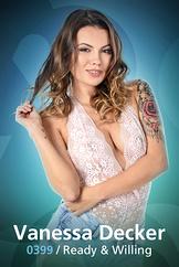 Vanessa Decker/Ready & Willing