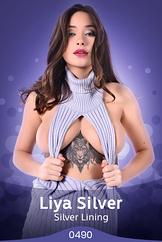 Liya Silver/Silver Lining